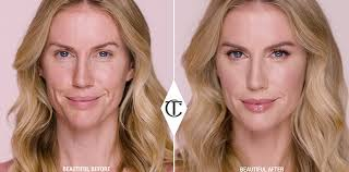 how to create natural looking glowing skin