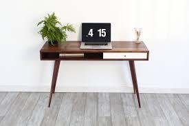 mid century office furniture. Image Of: Mid Century Modern Office Desk Decor Furniture