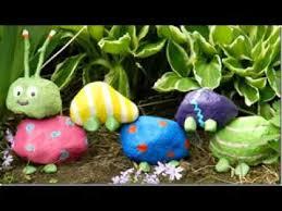 garden crafts. DIY Garden Crafts Projects Ideas Y