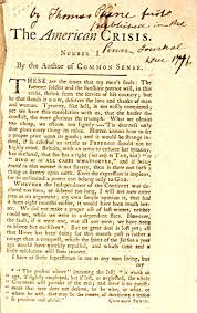 thomas paine essay thomas paine essay gxart thomas paine common  the american crisis bill of rights institutethomas paine