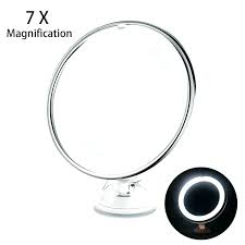 s best lighted magnifying makeup mirror bed bath beyond 20x magnifying