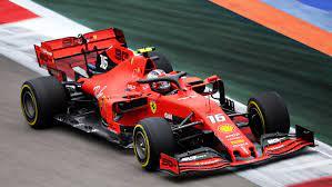 FP3: Leclerc heads Ferrari 1-2, lucky escape for Verstappen