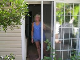mirage and clear view retractable screens the diffe screen photos show interior and exterior s and sliding glass door s