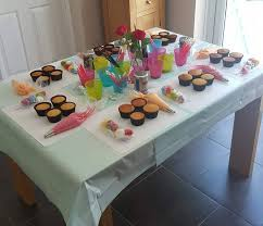 The Berkshire Bakesmith Childrens Party Cupcake Decorating
