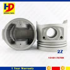 13101-78700 Toyota 2z Piston, 13101-78700 Toyota 2z Piston Suppliers ...