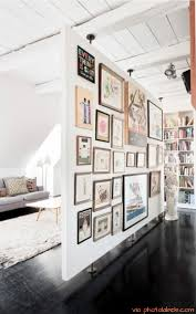 this gives you more room to hang pictures cross sches or you can paint it one color for a simple addition
