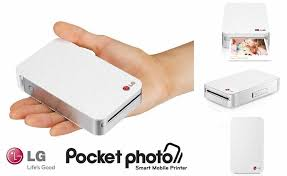 LG PD233 Pocket – Print From Your Smartphone