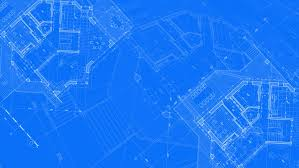 Architectural design blueprint Urban Planning Blueprint Architectural Design The Plan Of Modern Building Seamless Looping Everypixel Blueprint Architectural Design The Stock Footage Video 100