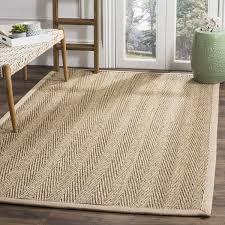 safavieh casual natural fiber hand woven sisal natural natural fiber rug 8x10