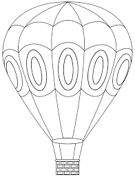 Small Picture Hot Air Balloon Coloring Pages GetColoringPagescom