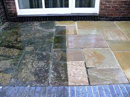 patio black spots and how to remove them