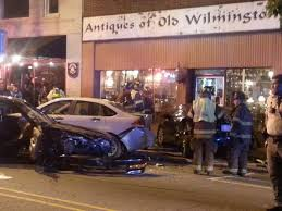 Delco man faces DWI charge after downtown wreck - News - Wilmington Star  News - Wilmington, NC