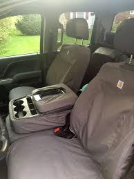 covercraft carhartt seatsaver custom