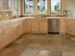 kitchen floor vinyl tile