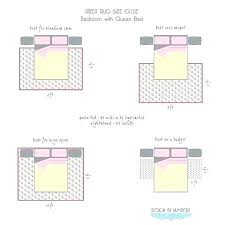 rug size for king bed best rug size for king bed rug size for king bed