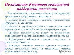 Презентация на тему КУРСОВАЯ РАБОТА НА ТЕМУ Анализ деятельности  7 Полномочия