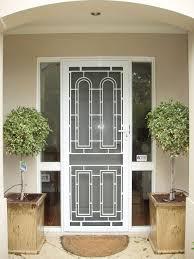 security screen doors. Decorative Security Screen Doors