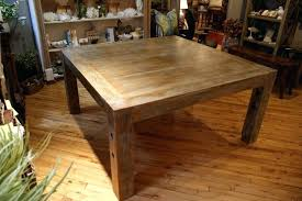 rustic square dining table. Dining Table Woodworking Rustic Square Decor Of Wood Tables 2 Plans