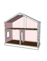 american girl doll house plans. Doll House Plans For American Girl Dolls - 3 Rooms NOT ACTUAL DOLLHOUSE!