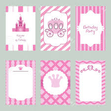 B Day Invitation Cards Set Of Beautiful Birthday Invitation Cards Decorated With Fairy