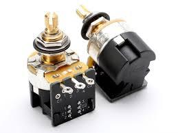 cts pot, 500k audio push pull (dpdt), low torque ( 500\