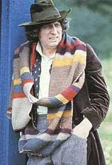 Dr Who Scarf Pattern Mesmerizing Free Knitting Pattern Tom Baker's Doctor Who Scarves