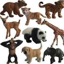 Lion Plastic Toy