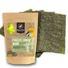 nori sheet aquacarium nori seaweed fish food