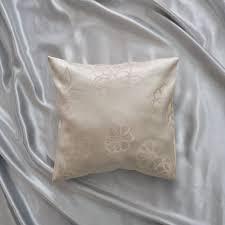 "<b>Чехол для подушки из</b> жаккард ""Лантана"" 40*40 с клапаном 15см ..."