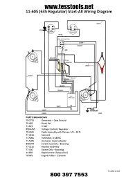 good all model 11 605 w regulator parts list wiring diagram schematic click here for a printable parts list wiring diagram and troubleshooting steps