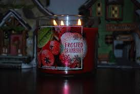frosted cranberry candle bath and body works bath body works frosted cranberry candle reviews candle frenzy