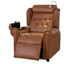 luxury leather recliner chairs. with the newhampton plus electric riser recliner chair you get same luxury as standard orthopedic armchair but added leather chairs r