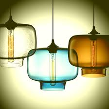 modern colorful chandelier. Pendant Lights Design Aesthetic Interior Modern Lighting Colorful Glass Material Led Lamps Light Bulbs Chandelier Metal Nickel Finish
