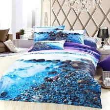 sea turtle comforter sets bright colored river stone bedding set queen size quilt cover pillow case sea turtle comforter