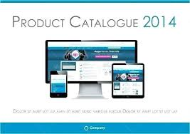 Product Catalog Templates Product Literature Template