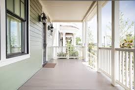 front porch green kentlands