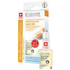 <b>Масло для ногтей</b> и кутикулы Eveline cosmetics Teraphy ...