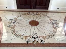 tile floor decor fresh custom marble medallions and floor decor by artizan accents