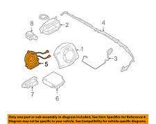 car truck air bag parts for mini mini oem 02 06 cooper airbag air bag clockspring clock spring 61316800997 fits mini