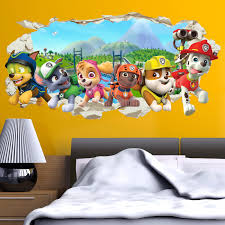 full size of paw patrol wall decals target decal ideas l and stick