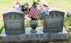 Lavinia Avis Boyd (1921-1978) - Find A Grave Memorial