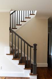 Painted Wood Stairs Banister For Staircase Staircase Banister Including Wooden