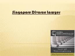 divorce law Singapore