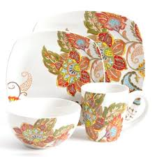 dishes mainstays interior mainstays piece solid color dinnerware set com colorful sets glass stoneware multi