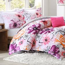 olivia twin xl comforter set pink photo 1
