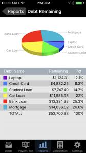 Loan To Payoff Credit Cards Debt Payoff Pro On The App Store