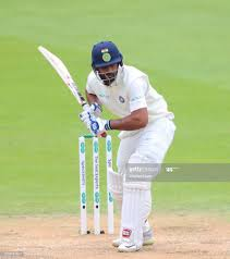 Hanuma Vihari of India batting during ...