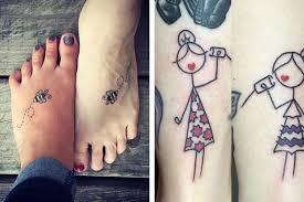 Die Schönsten Mutter Tochter Tattoos Sat1 Ratgeber