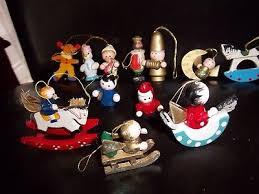 Konvolut Weihnachten Christbaumschmuck Alt Weihnachtsschmuck