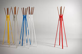 Sutro Coat Rack The Colorful Coatrack That Makes a Splash 48